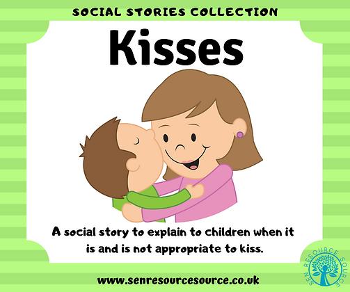 Kisses Social Story