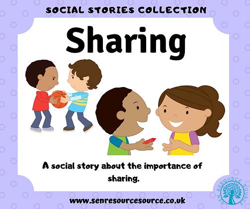 Sharing Social Story