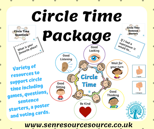 Circle Time Package