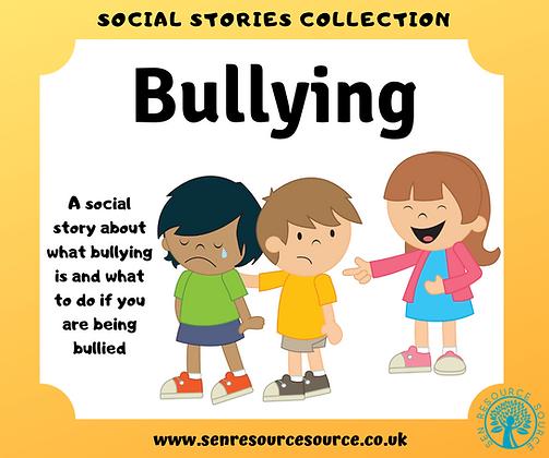 Bullying Social Story
