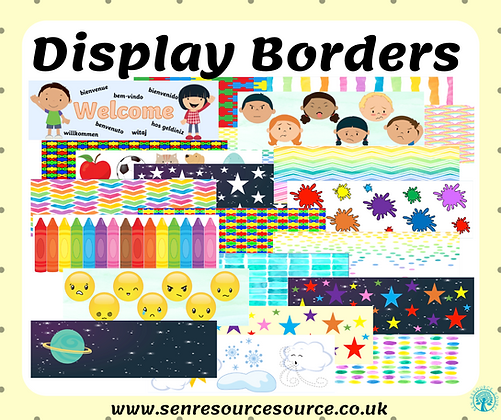 Display Borders Pack