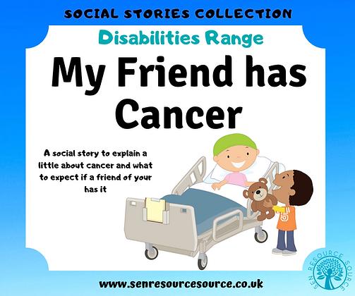 My Friend has Cancer