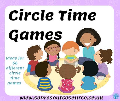 Circle TimeGames