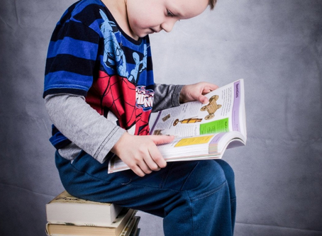 What skills do children need to be good readers?