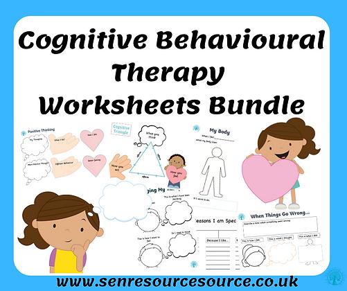 CBT Worksheet Bundle