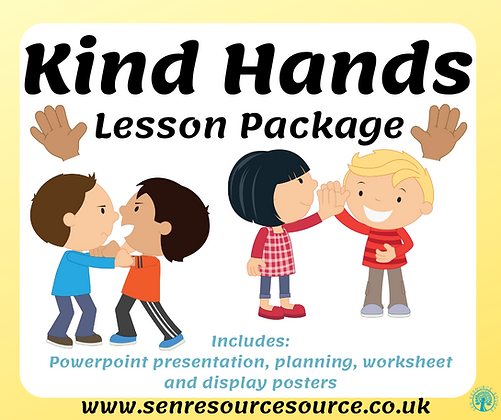 Kind Hands Lesson Package