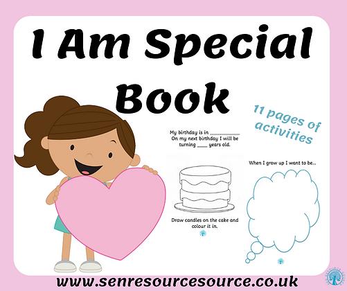 I am Special Book