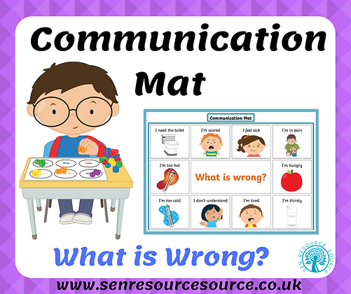 What is wrong communication mat