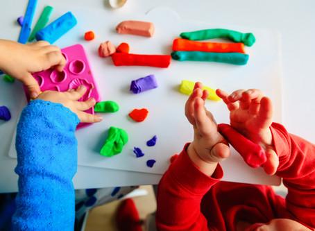 Ideas for Sensory Play