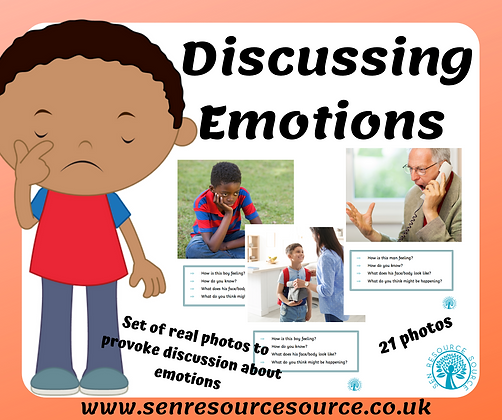 Discussing Emotions
