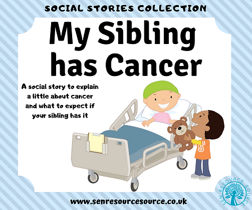 My Sibling has Cancer