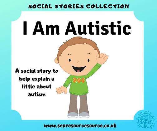 I am Autistic Social Story