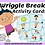Thumbnail: Wriggle Break Cards for children with ADHD or who struggle sit still