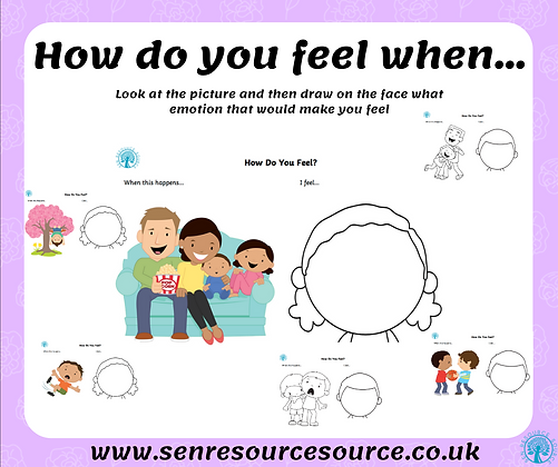 How Do You Feel When...?
