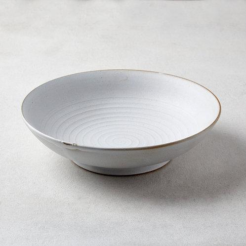Spiral soup plate