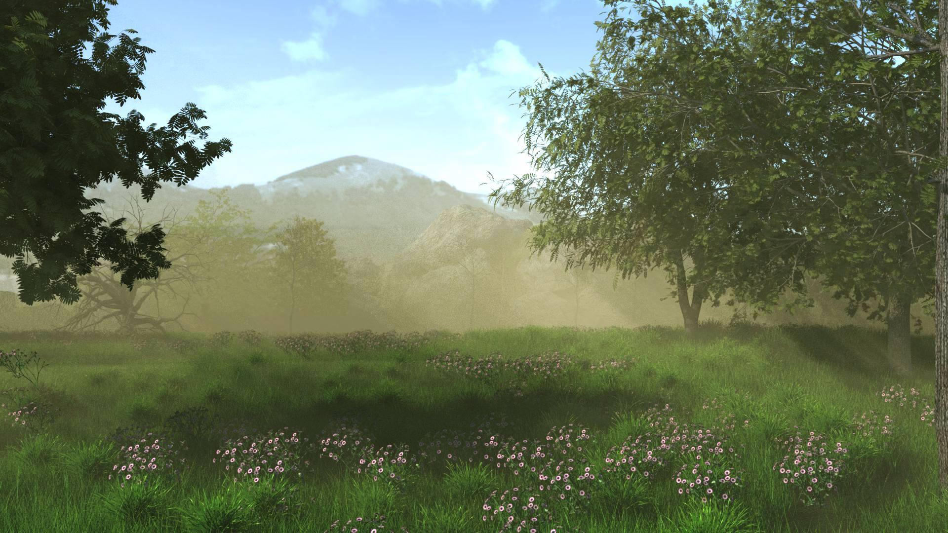 Meadow render