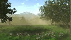 Meadow render