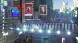Water City render 2