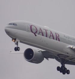 QATAR B777