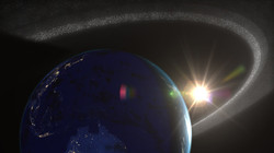 What if Earth had rings?