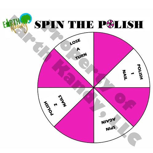 Spin The Polish Digital Downlod