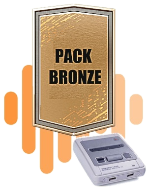 Pack Bronze Snes (EUR)