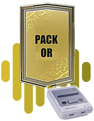 Pack Or Snes (EUR)