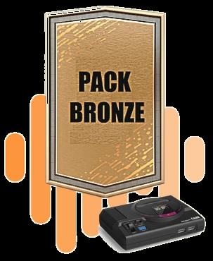 Pack Bronze Megadrive