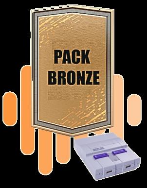 Pack Bronze Snes (US)