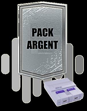 Pack Argent Snes (US)