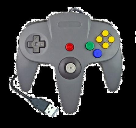 Manette Filaire Nintendo 64