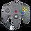 Thumbnail: Manette Filaire Nintendo 64
