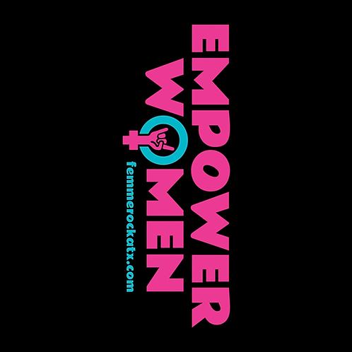 Empower Women Bumper Sticker