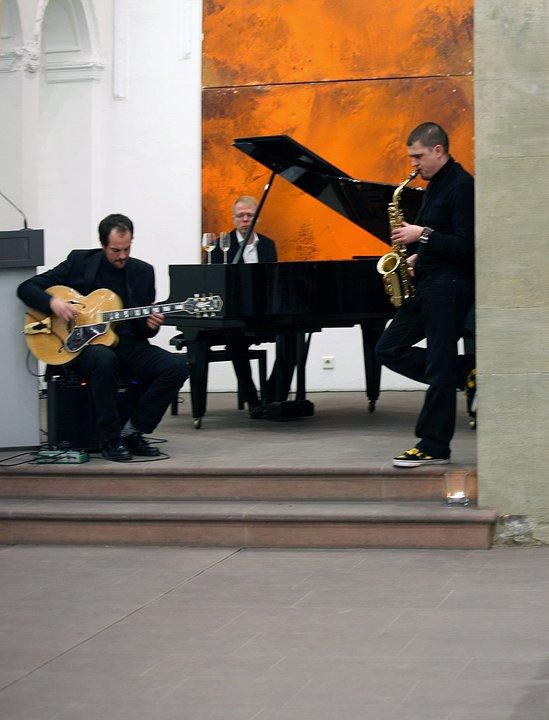 Saxophonist für Event aus Würzburg (