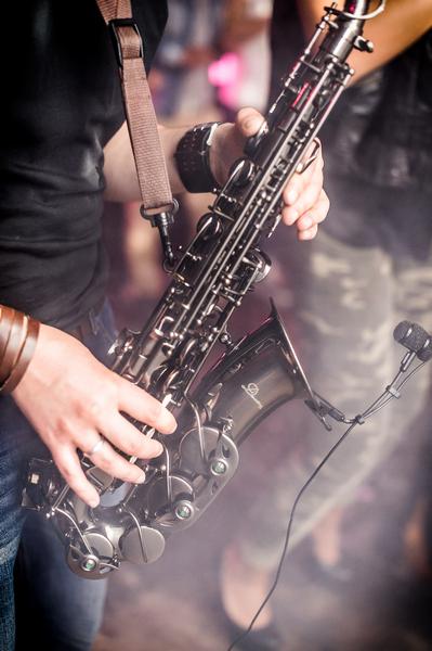 Dimavery Saxophone