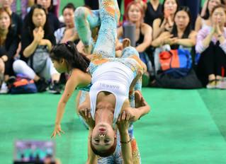 '코리아 요가 마라톤' 기념공연