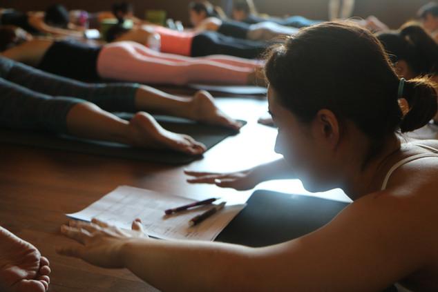 Beat yoga