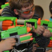 Nerf Battle Action