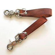 thumbnail_Wristlet Leather Key Clip.jpg