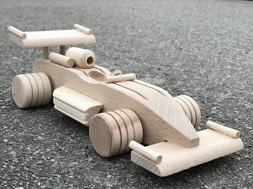 Formula 1 in legno