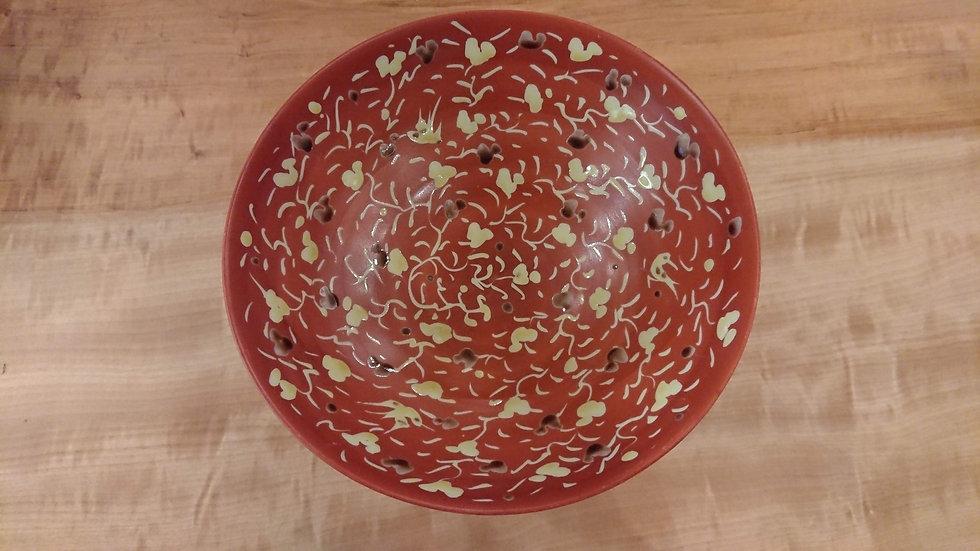 九谷焼 赤地健 鉢