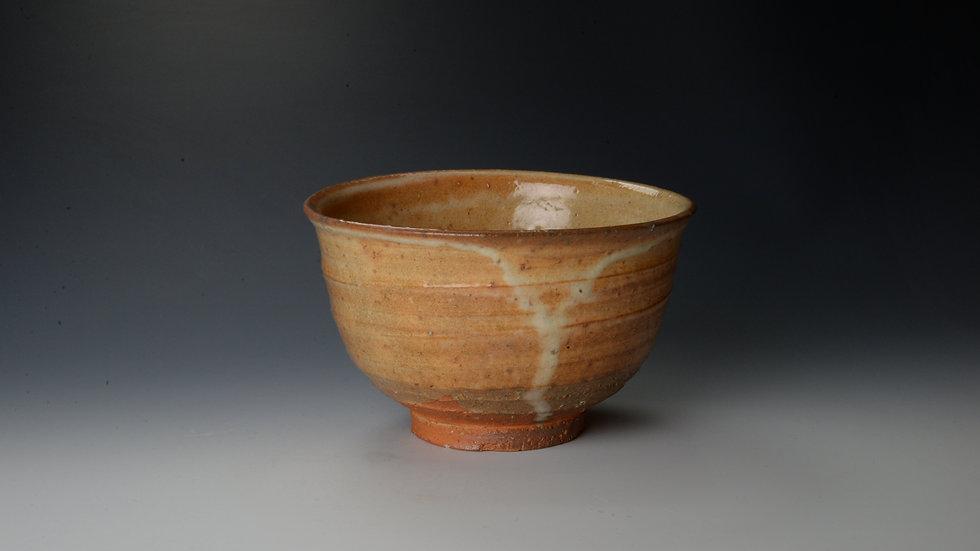 唐津山瀬茶碗