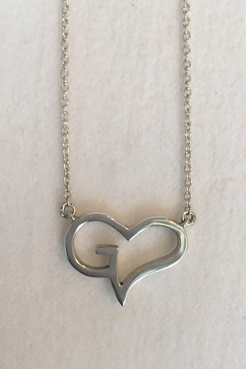 Love God Love Peoples Necklace