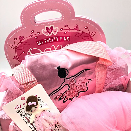 Pretty Pink Gift Box -Third Position