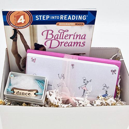 Arabesque Gift Box - Second Position