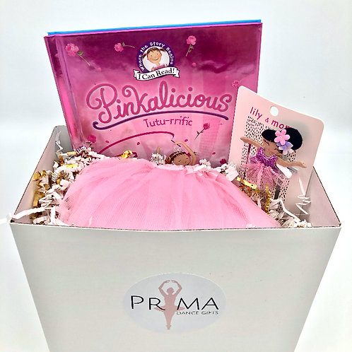 Pinkalicious Gift Box - First Position