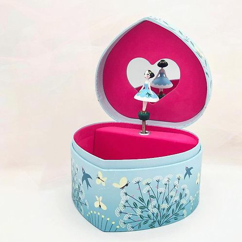 Budding Dancer Music Box