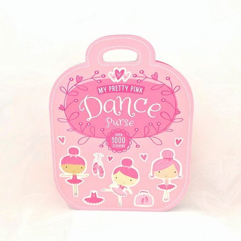 My Pretty Pink Purse - Sticker & Activity Book