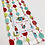 Thumbnail: Nutcracker (Floral) Cast Gift Bags - set of 5