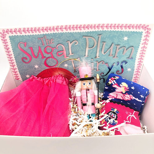 Nutcracker Gift Box - Second Position